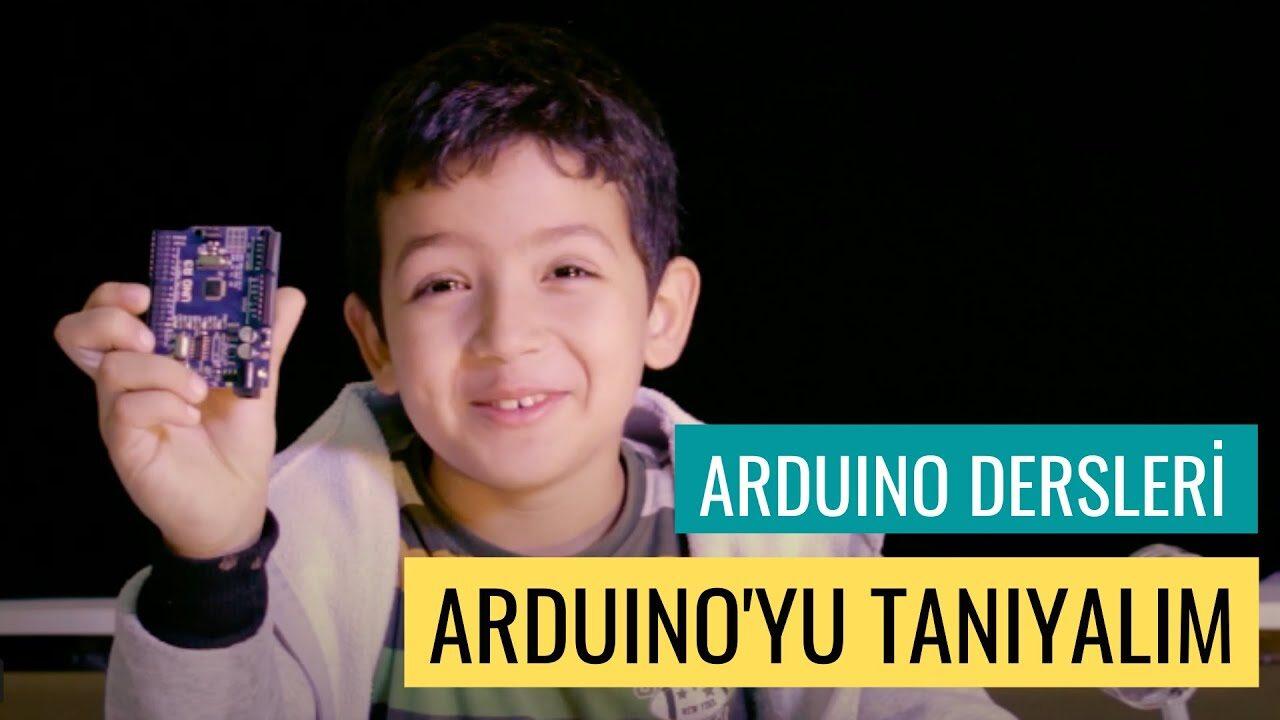 """Arduino Dersleri # 2 """"Arduino'yu Tanıyalım"""""""