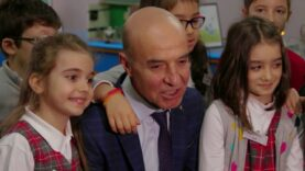 Bakırköy Mustafa Necati İlkokulu Teknoloji Sergisi