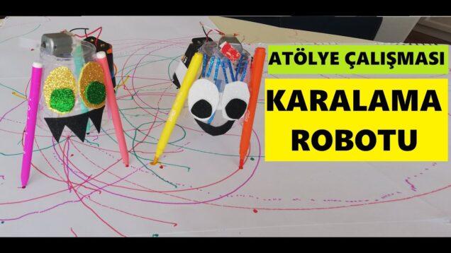 Karalama Robotu (Ressam Robot)