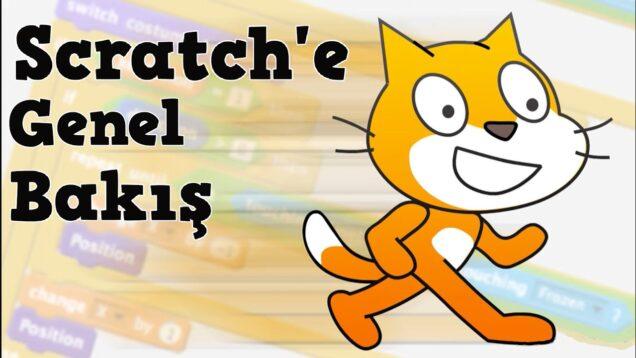 Scratch Eğitimi – Genel Bakış