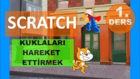 Scratch Eğitimi: Kuklaları hareket ettirerek animasyon hazırlayalım